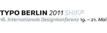 TYPO-Berlin 2011 logo