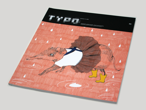 Cover of TYPO #44