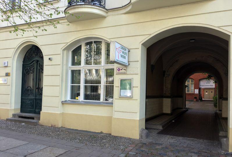 Richard-Sorge-Str. 22 in Berlin-Friedrichshain