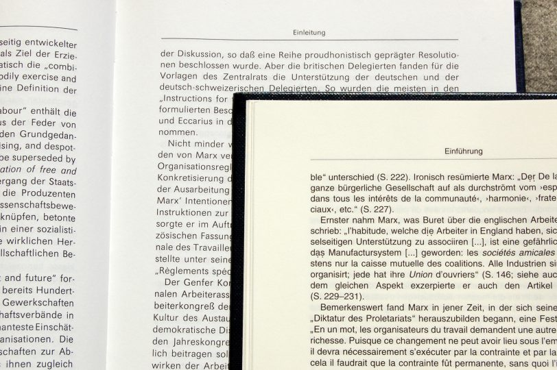 MEGA typography revision