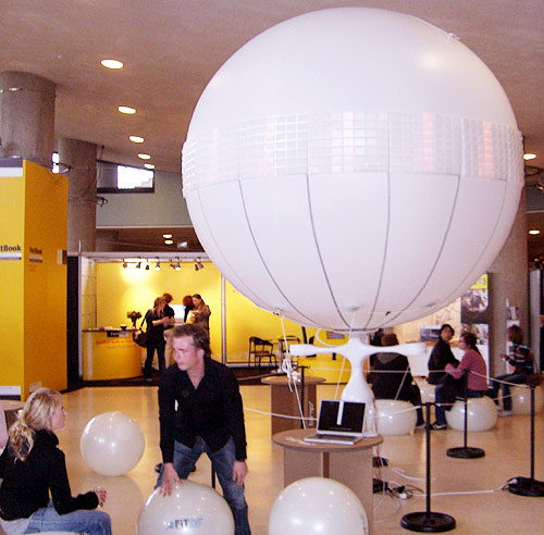 Big Balloon from TYPO Berlin 2006