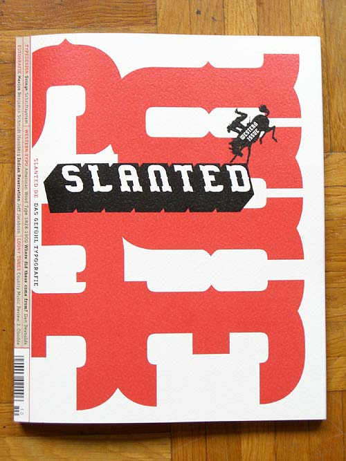 Cover of Slanted Nr. 2