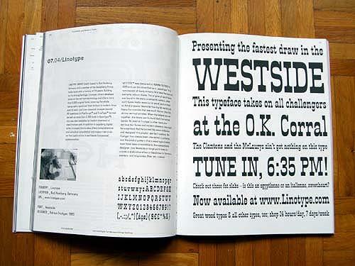 Westside Spread from Slanted Nr. 2