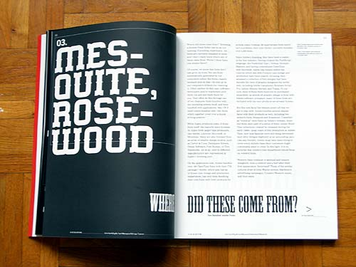 Spread One From My Article in Slanted Nr. 2