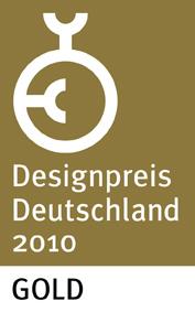 Designpreis der Bundesrepublik Deutschland – Gold