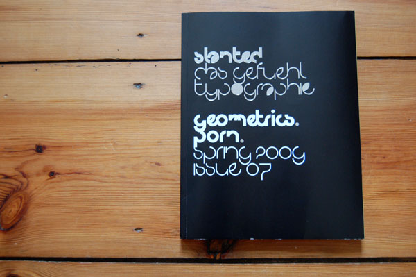 Cover of Slanted 7