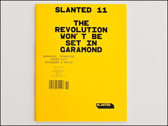 Slanted 11 cover