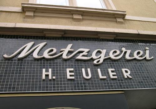 Typografische fundst cke aus offenbach 1 blog typeoff for Metzgerei offenbach