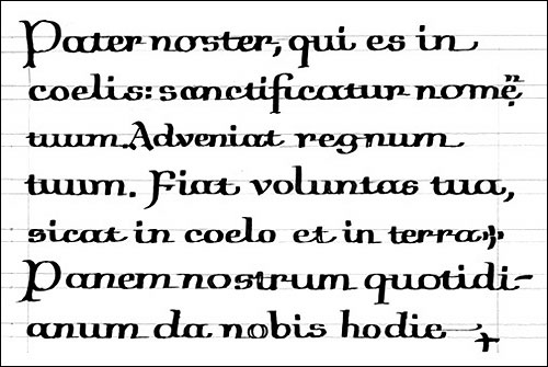 TypeOff. » Blog Archive » Gaelic and/or Uncial Fonts